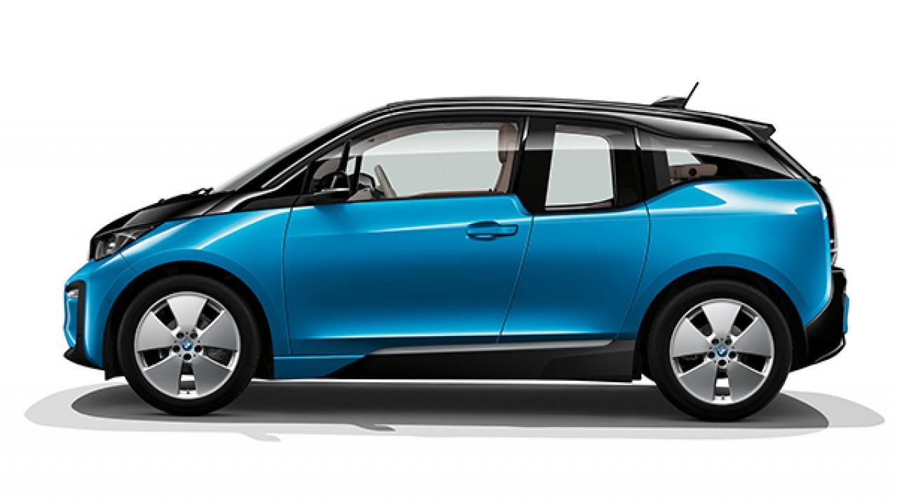 electric vehicles BMW 3i